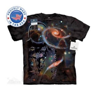 The Mountain Tシャツ The Smithsonian Armstrong Flyer (宇宙 宇宙飛行士 メンズ レディース 男女兼用) S-L 【輸入品】 半袖 アニマル マウンテン...
