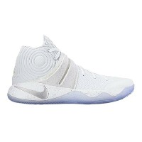 "Nike Kyrie 2 ""Silver Speckle"" メンズ White/Metallic Silver/Tour Yellow ナイキ バッシュ カイリー2 Kyrie Irving..."