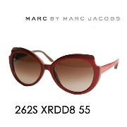 【OUTLET★SALE】マークバイマークジェイコブス サングラス MMJ-262S D8 55 MARC BY MARCJACOBS