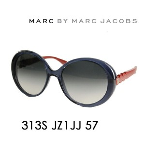【OUTLET★SALE】マークバイマークジェイコブス サングラス MMJ-313S JJ 57 MARC BY MARCJACOBS