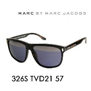【OUTLET★SALE】マークバイマークジェイコブス サングラス MMJ-326S TVD 57 MARC BY MARCJACOBS