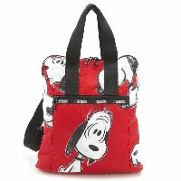 【40%OFF】LeSportsac 8240 G074 SNOOPY FUN RED スヌーピー エブリデイ バックパック EVERYDAY BACKPACK 2WAY リュックサック ハンド...