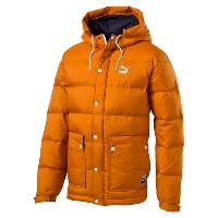 プーマ OUTERWEAR DOWN JACKET メンズ Burnt Orange