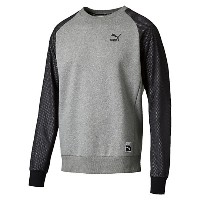 プーマ BBALL CREW メンズ Medium Gray Heather