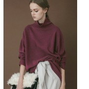 ROSSO Lirica Cashmere Wool Tunic【アーバンリサーチ/URBAN RESEARCH】