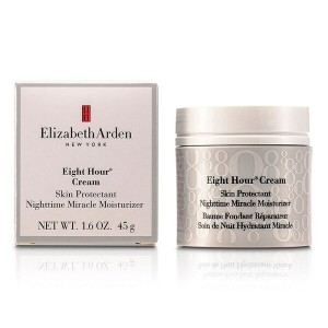 Elizabeth ArdenEight Hour Cream Skin Protectant Nighttime Miracle Moisturizerエリザベスアーデンエイトアワークリーム...