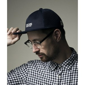 【Mighty Shine】1171018-CYCLE CAP キャップ