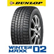 ダンロップ WINTER MAXX WM02 215/55R18