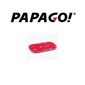 PAPAGO A-GS-G06 専用両面シート スペアパーツ両面テープ 対応機種 GS110、GS115