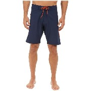 "ヴィスラ メンズ 水着 水着 Surf Trip 4-Way Stretch Boardshorts 20"" Dark Navy"