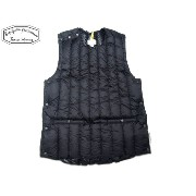 【期間限定30%OFF!】ROCKY MOUNTAIN FEATHERBED(ロッキーマウンテンフェザーベッド)/#450-512-23 SIX MONTH PULLOVER VEST/black