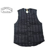 【期間限定30%OFF!】ROCKY MOUNTAIN FEATHERBED(ロッキーマウンテンフェザーベッド)/#450-512-22 SIX MONTH CREWNECK VEST/black