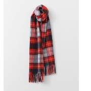 DOORS TWEED MILL CHECK STOLE【アーバンリサーチ/URBAN RESEARCH】