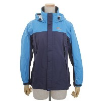 ロウアルパイン(Lowe alpine) ロウアルパイン Lowe alpine PERTEX RAIN SUIT W LSW13111 BLUE/CHARCOAL (Lady's、Jr)...