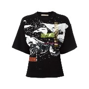 Christopher Kane Car Crash Tシャツ