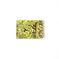 planar (プラナー) Card Case S (カードケース 財布) 【Yellow Buenos Aires】