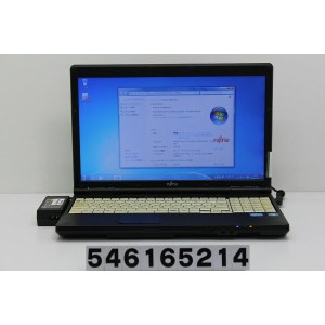 富士通 LIFEBOOK A561/C Core i5 2.5GHz/2GB/250GB/DVD/15.6W 【中古】【20160614】