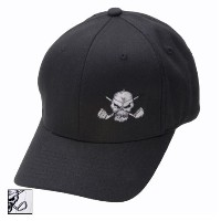 Tattoo Golf Small Skull FlexFit Hats【ゴルフ ゴルフウェア>帽子】