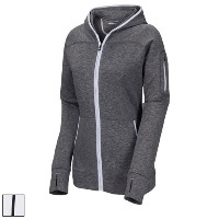 FootJoy Ladies Full-Zip Performance Fleece Hoodie【ゴルフ レディース>ジャケット】