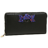 マークジェイコブス 財布 MARC JACOBS M0009923 001 BOW STANDARD CONTINENTAL WALLET 長財布 BLACK
