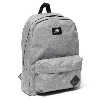 VANS OLD SKOOL II BACKPACK (バンズ オールド スクール 2 バックパック)HEATHER SUITING【バックパック】16FW-I