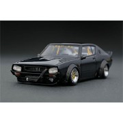 1/43 LB-WORKS Kenmeri 2Dr Black【IG0724】 【税込】 ignitionモデル [ignition IG0724 Kenmeri 2Dr Black]【返品種別B】...