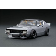 1/43 LB-WORKS Kenmeri 2Dr Silver【IG0721】 【税込】 ignitionモデル [ignition IG0721 Kenmeri 2Dr Silver]...