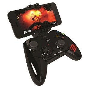 Mad Catz Micro C.T.R.L.i Mobile Gamepad メイド for Apple iPod, iPhone, and iPad 「汎用品」(海外取寄せ品)