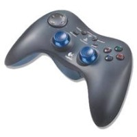 Logitech Cordless Controller for PlayStation 「汎用品」(海外取寄せ品)