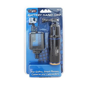 JVC GC-XA1 ADIXXION Camcorder Monopods PG-6 バッテリー ハンド Grip for Smartphones ,cameras and camcorders ...