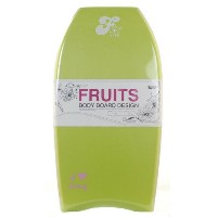 FRUITS ボディボード 14 CANDY LIME ボディーボード LIME (Men's、Lady's)