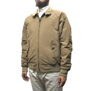 BARACUTA(バラクータ) スウィングトップ MADE IN ENGLAND【英国製】 #G-9/G9 THERMORE THERMAL BOOSTER(サーモア社 断熱中綿素材) TAN