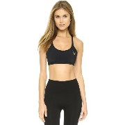 ルーカス Lucas Hugh レディース インナー ブラジャー【Core Performance Cross Back Sports Bra】Black