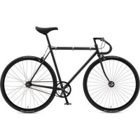 FUJI FUJI(フジ) FEATHER 58 SingleSpeed MATTE BLACK ピストバイク 17FETRBK58