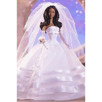 ホビー Barbie バービー Millennium Wedding The Bridal Collection doll ドール 人形 - African America