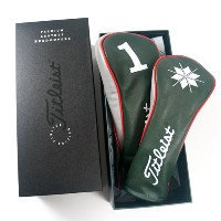 Titleist Holiday Limited Edition Headcovers 1 of 500【ゴルフ アクセサリー>ヘッドカバー】