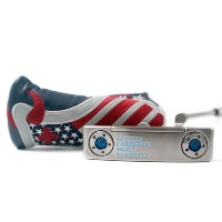 即配 Scotty Cameron Select Newport 2 Blue w/Junk Yard【ゴルフ ゴルフクラブ>パター】
