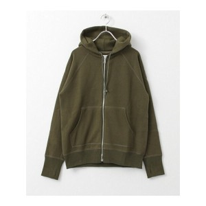 【SALE/50%OFF】URBAN RESEARCH ONE MILE WEAR シャギー起毛裏毛パーカー アーバンリサーチアウトレット カットソー【RBA_S】【RBA_E】【送料無料】