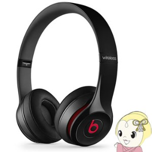 【在庫僅少】beats by dr.dre solo2 wireless 【ブラック】【smtb-k】【ky】