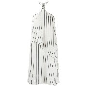 Andrea Marques - striped tunic - women - シルク - 38