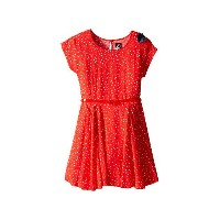 IKKS Dress with Star Print (Toddler/Little Kids/Big Kids)P20Aug16