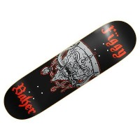 【ベーカー デッキ】BAKER Deck FIGGY PIZZA HEAD 8.0x31.5
