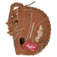 ローリングス メンズ 野球 グローブ【Rawlings Heart of the Hide First Base Mitt】Tan