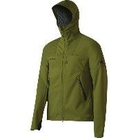 マムート Mammut メンズ アウター ジャケット【Ultimate Hooded Softshell Jacket】Aloe/Titanium
