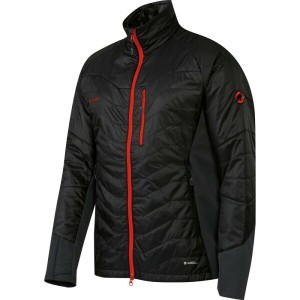 マムート Mammut メンズ アウター ジャケット【Foraker Advanced IS Insulated Jacket】Black/Graphite