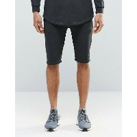 SikSilk Slouch Shorts ショーツ In Over Dye