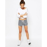 Sundry Stripe Short