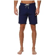 Scotch & Soda Long Solid Swimshorts