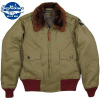 "BUZZ RICKSON'S/バズリクソンズ Jacket, Flying, Intermediate Type B-10""SUPERIOR TOGS Co., INC.""RED RIBLot..."