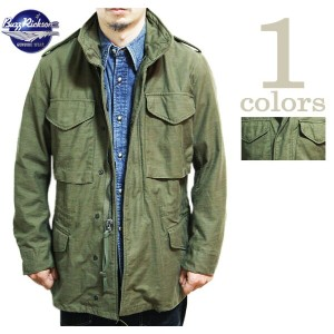 【 BUZZ RICKSON'S(バズリクソンズ) 】 M-65 COAT,MAN'S,FIELD JACKET [ BUZZ RICKSON MFG CO. ] フィールドジャケット [...